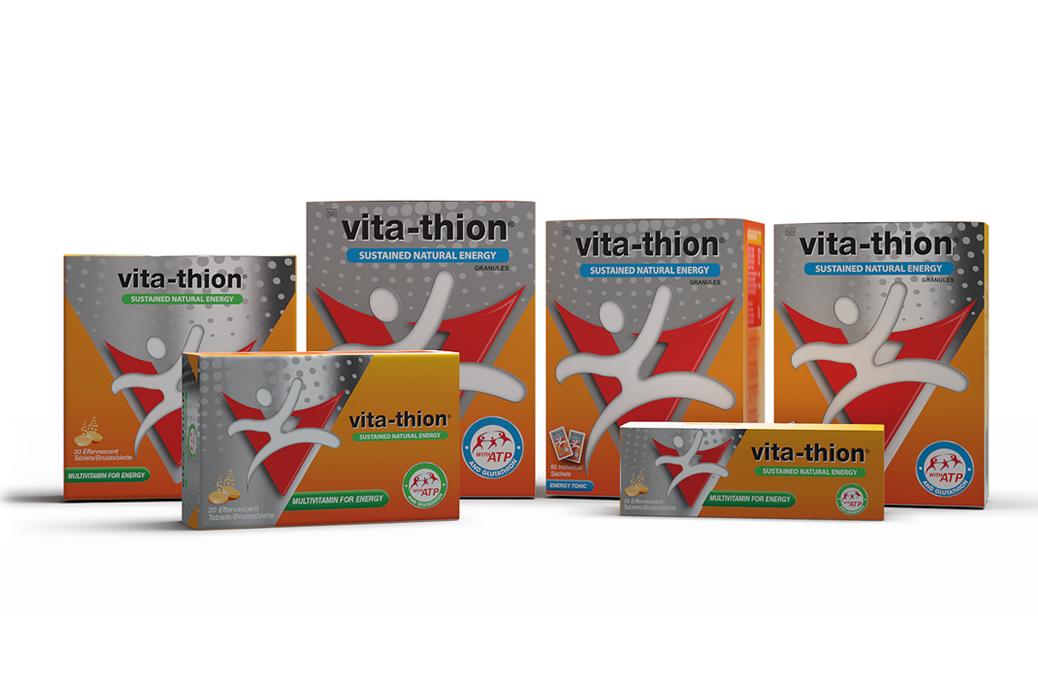 Vita-Thion Packaging